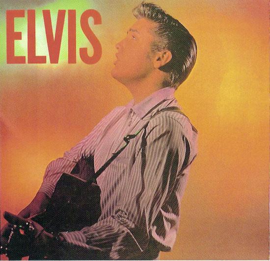 エルヴィス・プレスリーのアルバム「エルヴィス」